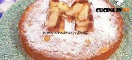 La Prova del Cuoco - Torta di mele di Liliana ricetta Anna Moroni
