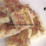 La Prova del Cuoco - Torta rustica bacon e cipolla ricetta Ivano Ricchebono