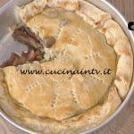 La Prova del Cuoco - Torta rustica con funghi castagne e provola ricetta Renato Salvatori