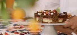 Bake Off Italia 5 - ricetta Torta sette peccati di Damiano Carrara