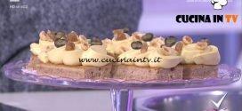 Detto Fatto - Tortino di castagne ricetta Gian Luca Forino