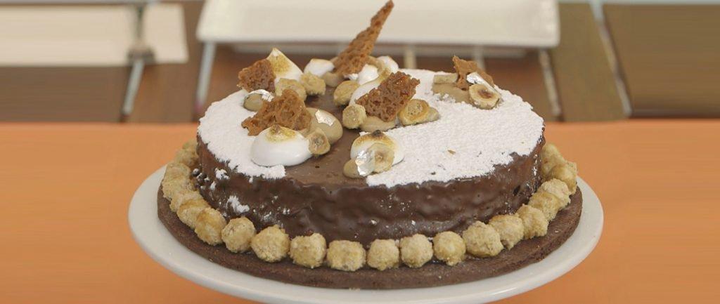 Bake Off Italia 5 - ricetta Vegan cake di Damiano Carrara