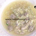 La Prova del Cuoco - Brodo di cardone con pallottine ricetta Anna Moroni