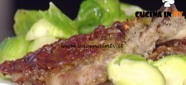 La Prova del Cuoco - Fagottini di maiale con sorpresa ricetta Luisanna Messeri