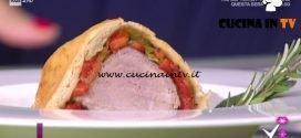 Detto Fatto - Filetto di maiale in crosta ricetta Ilario Vinciguerra