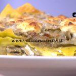 Detto Fatto - Lasagnette ai carciofi ricetta Beniamino Baleotti