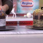 Detto Fatto - Panettone farcito con crema alle nocciole ricetta Mirco Della Vecchia
