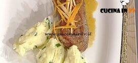La Prova del Cuoco - Petto d'anatra all'arancia con patate ed erba cipollina ricetta Ivano Ricchebono