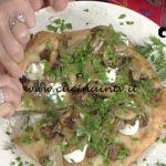 La Prova del Cuoco - Pizza con funghi e salsiccia ricetta Gabriele Bonci