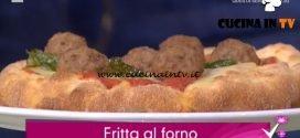 Detto Fatto - Pizza fritta al forno ricetta Vincenzo Capuano