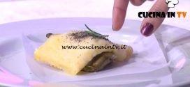 Detto Fatto - Provolone e carciofo arrosto ricetta Alessandro Negrini