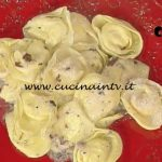 La Prova del Cuoco - Ravioli con ricotta prosciutto cotto e tartufo ricetta Anna Moroni