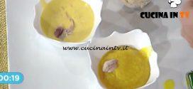 La Prova del Cuoco - Salsa olandese e salsa con mele zenzero e curcuma ricetta Cesare Marretti