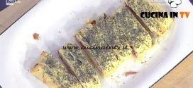 La Prova del Cuoco - Strudel con speck mele e asiago ricetta Anna Moroni