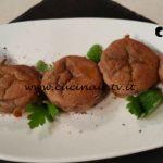 Cotto e mangiato - Tortino speedy di funghi ricetta Tessa Gelisio