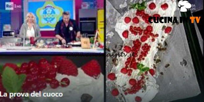 Tronchetto Di Natale La Prova Del Cuoco.Prova Del Cuoco Tronchetto Di Natale Ricetta Mainardi