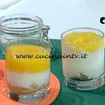Domenica In - Bicchierini di mango ricetta Benedetta Parodi