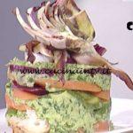 La Prova del Cuoco - Cappon magro vegetariano con salsa verde ricetta Ivano Ricchebono