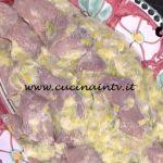 La Prova del Cuoco - Caramellone ubriache con salsa di porri e gorgonzola ricetta Daniele Persegani