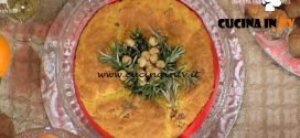 Domenica In - Ciambella di Natale ricetta Benedetta Parodi