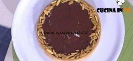 Detto Fatto - Crostata al caramello ricetta Gian Luca Forino