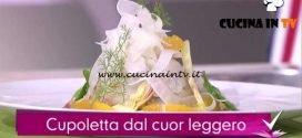Detto Fatto - Cupoletta di nasello e fave ricetta Fabio Potenzano