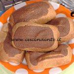 La Prova del Cuoco - Fagottini con crema pasticcera al cioccolato e arancia ricetta Sal De Riso