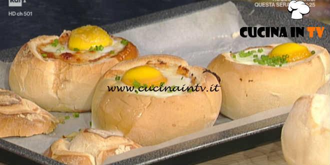 Prova del Cuoco   Huevos locos ricetta Povedilla