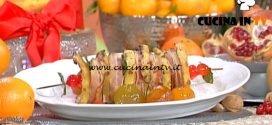 Domenica In - Lonza all'ananas ricetta Benedetta Parodi