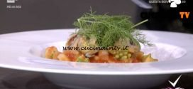 Detto Fatto - Pasta con fagioli broccolo romanesco e cozze ricetta Mirko Ranzoni