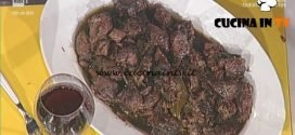 Prova del Cuoco | Peposo con purè ricetta Messeri