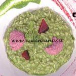 La Prova del Cuoco - Risotto verde e rosso rapa ricetta Sergio Barzetti