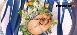 La Prova del Cuoco - Salmone arrosto all'orientale ricetta Hirohiko Shoda