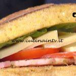 La Prova del Cuoco - Sandwich all'olandese ricetta Andrea Mainardi