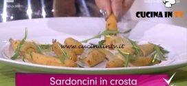 Detto Fatto - Sardoncini in crosta ricetta Stefano Ciotti