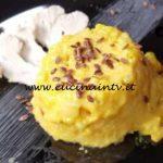 Cotto e mangiato - Sformatini di riso con cavolfiore e robiola di capra ricetta Tessa Gelisio