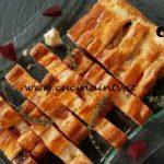 Cotto e mangiato - Torta salata con barbabietole e gorgonzola dolce ricetta Tessa Gelisio