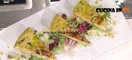 La Prova del Cuoco - Tortilla invernale ricetta David Povedilla
