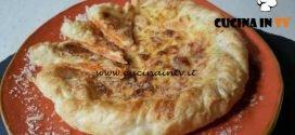 Cotto e mangiato - Tortino con porri e trota salmonata ricetta Tessa Gelisio
