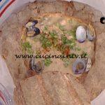 La Prova del Cuoco - Zuppa di vongole californiana ricetta Daniele Persegani