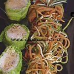 La Prova del Cuoco - Involtini di verza con riso e verdure ricetta Gian Piero Fava