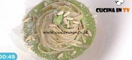 La Prova del Cuoco - Linguine con broccoli alici e pinoli ricetta Marco Bottega