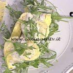La Prova del Cuoco - Rotolo di frittata con pollo caprino e patate ricetta Natale Giunta