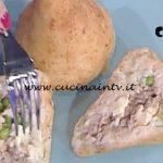 La Prova del Cuoco - Arancini con piselli e ragù bianco ricetta Mauro Improta
