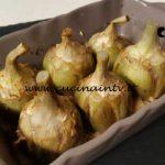 Cotto e mangiato - Carciofi ripieni alla napoletana ricetta Tessa Gelisio