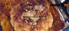 La Prova del Cuoco - Cavolfiore arrosto ricetta Andrea Mainardi