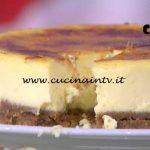 Detto Fatto - Cheesecake crème brulée ricetta Francesco Saccomandi