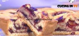 La Prova del Cuoco - Crostata multistrato ricetta Natalia Cattelani