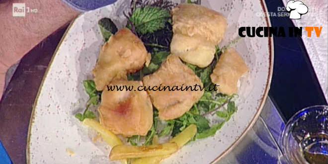 Prova del Cuoco | Fish and chips ricetta Pascucci