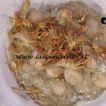 La Prova del Cuoco - Gnocchetti di ricotta e prosciutto con carciofi ricetta Anna Moroni
